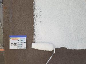 外壁 下塗り さいたま市 屋根塗装 外壁塗装