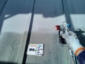 屋根塗装 中塗り さいたま市 外壁塗装 塗り替え