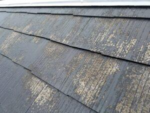 屋根 施工前 塗装前 塗り替え 屋根塗装 さいたま市