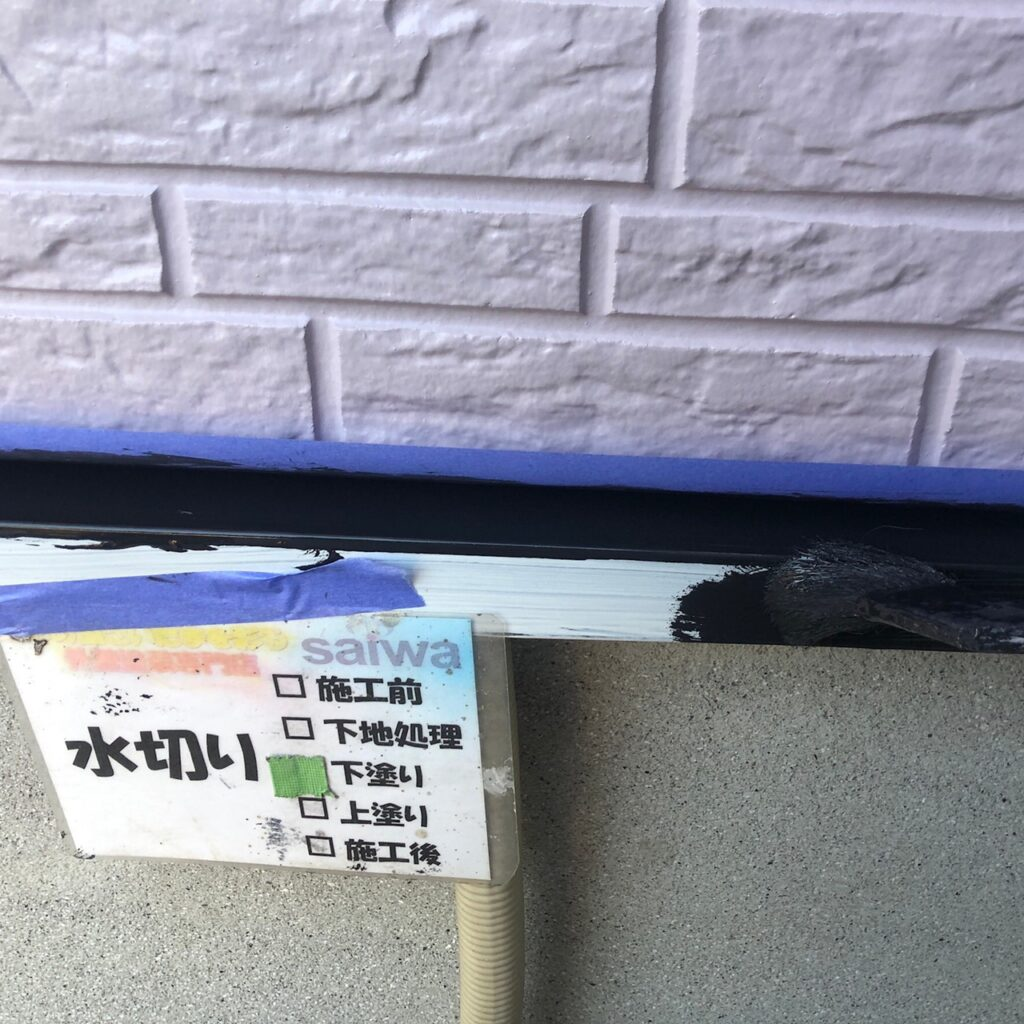 錆止め 鉄部塗装 日本ペイント リフォーム塗装 塗り替え 自社職人