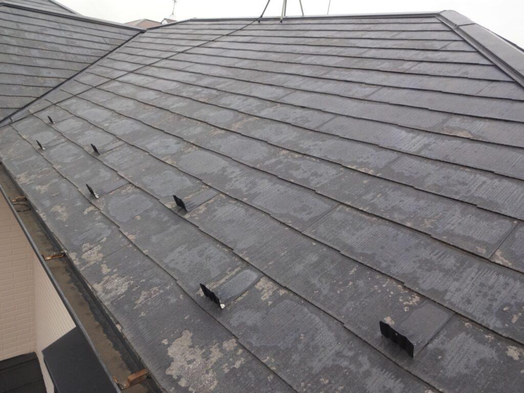 塗装後 施工前 屋根 さいたま市 屋根塗装 外壁塗装