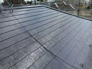 屋根塗装 施工後 塗り替え後 塗装 さいたま市塗装工事