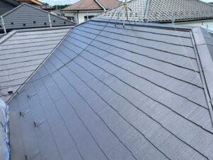 屋根塗装 塗り替え後 さいたま市 住宅塗装