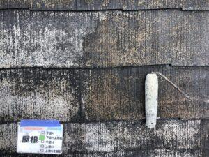 屋根塗装 下塗り2回目 塗装リフォーム さいたま市塗装工事