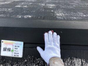 屋根塗装 ケレン作業 塗装 さいたま市塗装工事